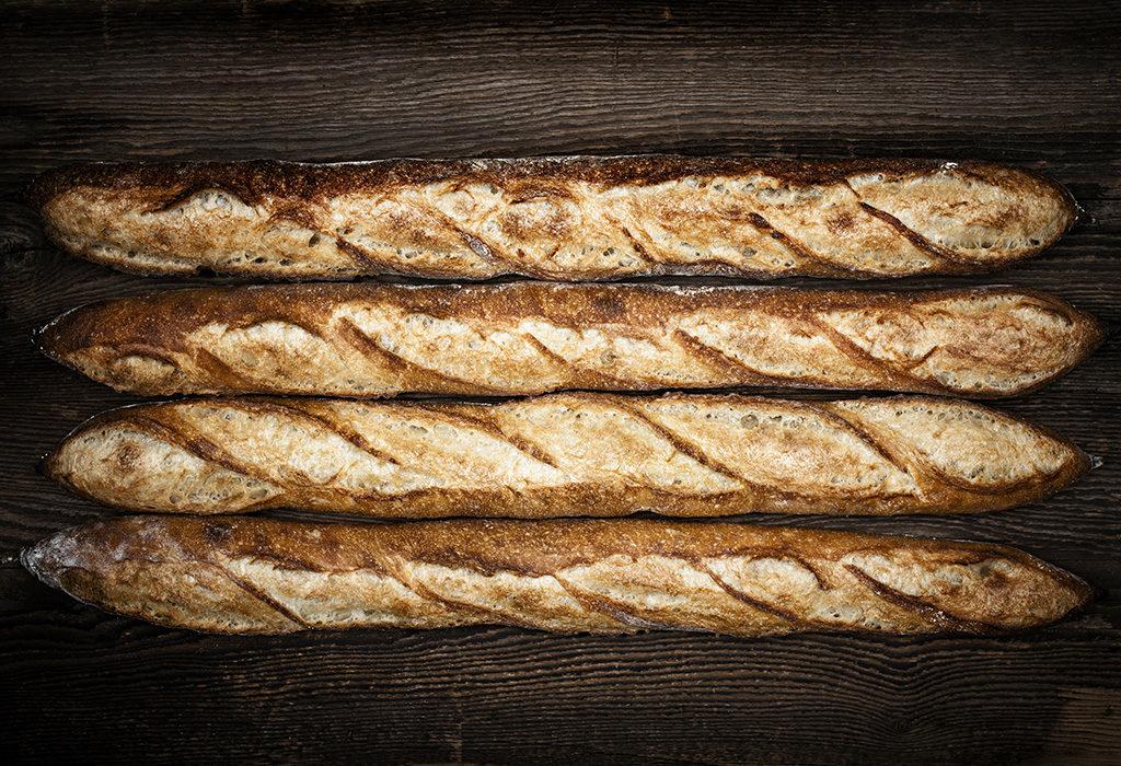 Chez Nadine - Kochkurse - Bread and Sourdough